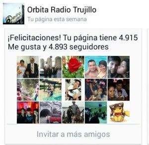 FB - ORBITA RADIO TRUJILLO