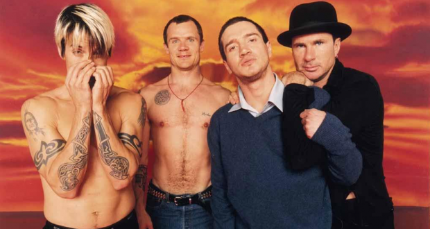RED HOT CHILIPEPPERS - WEB