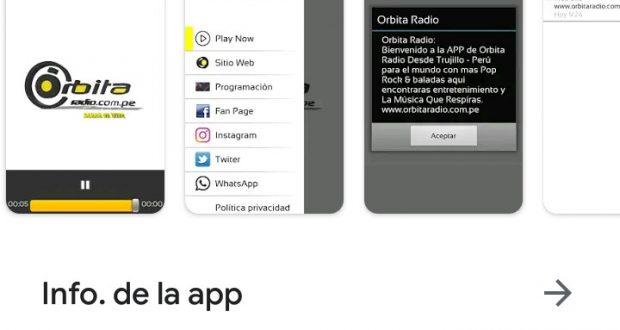 APP 01 - ORBITA RADIO